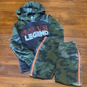 3T Camo 'Future Legend' Matching Set